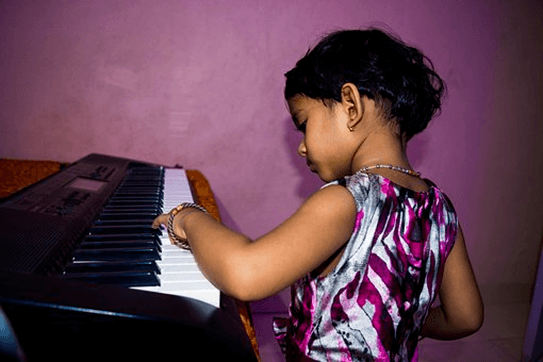Health benefits of piano playing
